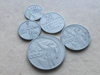 Set of USSR 1967 coin Anniversary Soviet
