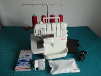 *BERNINA Lock&Cover 2500DCET*Over.Nähm.