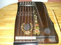 Violin-Zither