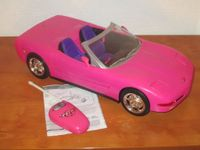 Mattel Barbie Chevrolet Corvette C5