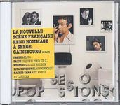 Artistes divers-Popsessions S.Gainsbourg