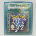 Nintendo Game Boy Pokemon Kristall