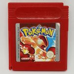 Nintendo Game Boy  Pokemon Rot
