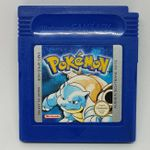 Nintendo Game Boy Pokemon Blau