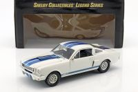 FORD MUSTANG SHELBY GT500 1:18 SHELBY
