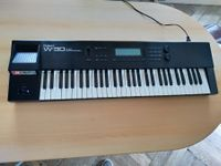 Roland W-30 workstation + Gotek Emulator