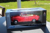 Peugeot 403 Cabriolet Welly 1:18