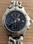 Tag Heuer Chronograph Automatic 38.5 mm