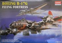 Academy B-17G Flying Fortress