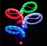 Blau LED kabel USB samsung S5 note 3