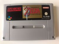 Super Nintendo- Zelda a Link to the past