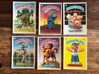 Garbage Pail Kids US from 1986