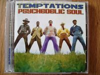 The Temptations : Psychedelic Soul