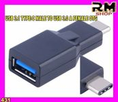 USB 3.1 Type-C Male to USB 3.0 A Female