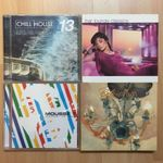 chill house CD`s