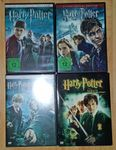 DVD - Harry Potter, 4 Filme