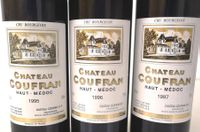 Chateau Coufran Haut-Medoc 1995/96/97