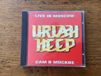Rare CD Uriah Heep «Live in Moscow»