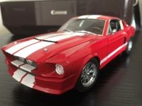 1967 Shelby GT 500.     1:18