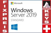 Windows Server 2019 Standard (5 CAL)