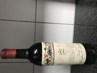 Chateau Mouton Rothschild 1957