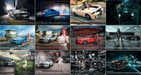 Ford Mustang Shelby GT500 Kalender 2014