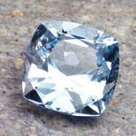 UNTREATED BLUE TOPAZ / TOPAS 9.92Ct
