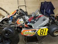 Kart CRG Road Rebel