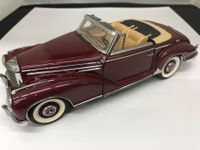 Mercedes Benz 300 SC 1957 Franklin Mint