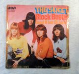 The Sweez - Block Buster / Single 1972
