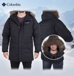 Parka new Columbia parka ice wind II