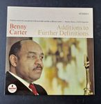 Benny Carter Additions To Further