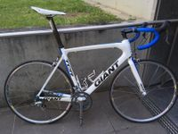 GIANT TCR Advanced Carbon Gr. 58
