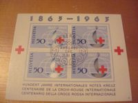 No3:  Block 1963  ET Stempel