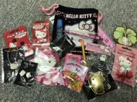 Diverse HELLO KITTY Produkte