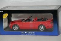 Ford Mustang GT Cabrio 1:18 AutoArt