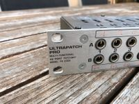 Behringer Ultrapatch Pro PX2000 Patchbay