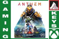 Anthem Xbox One Key