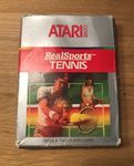 Real Sports Tennis für Atari 2600