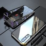 Magnet Huawei P20 Glas Case Metal cover