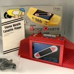 OSAKI Bicycle STEREO CASSETTE PLAYER