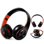 Casque sans fil Bluetooth Wireless Rouge