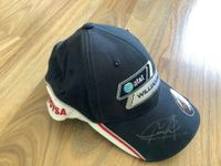 AT&T Williams Cap (original und Neu)