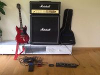 Set Marshall Boxe mit Super Head AVT 150