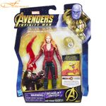 AVENGERS SCARLET WITCH ACTION FIGUR NEU
