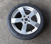 Space Wheels Seat Leon / LK 5 x 112