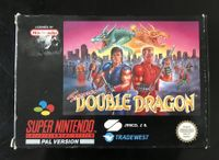 Super Double DragonSNES OVP komplett