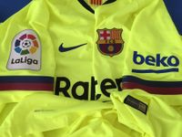 FC BARCELONA AWAY AUTHENTIC MATCH TRIKOT