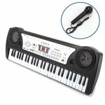 Keyboard Kinder E piano 54 Tasten & MIC