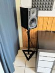 2xBehringer B2031A+stand
